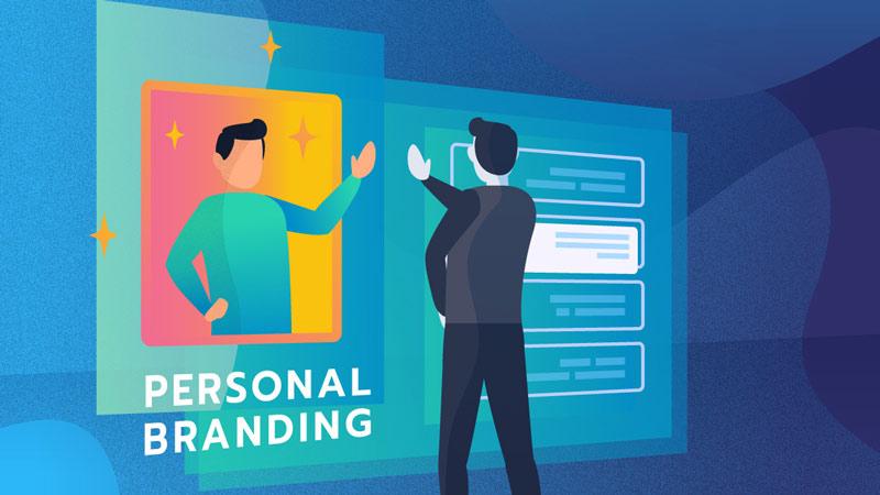 برند سازی شخصی در وبسایت شخصی